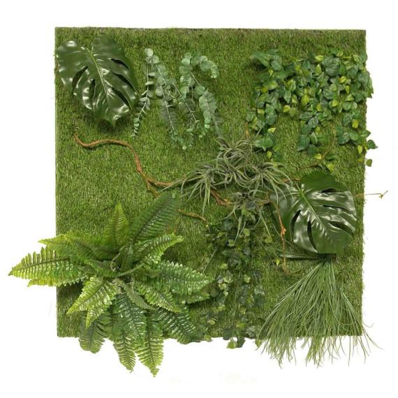 Jardin Vertical Mod. A - interior - 100x100cm