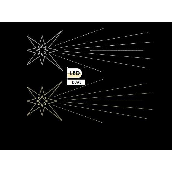 STAR COMET DUAL 700CM