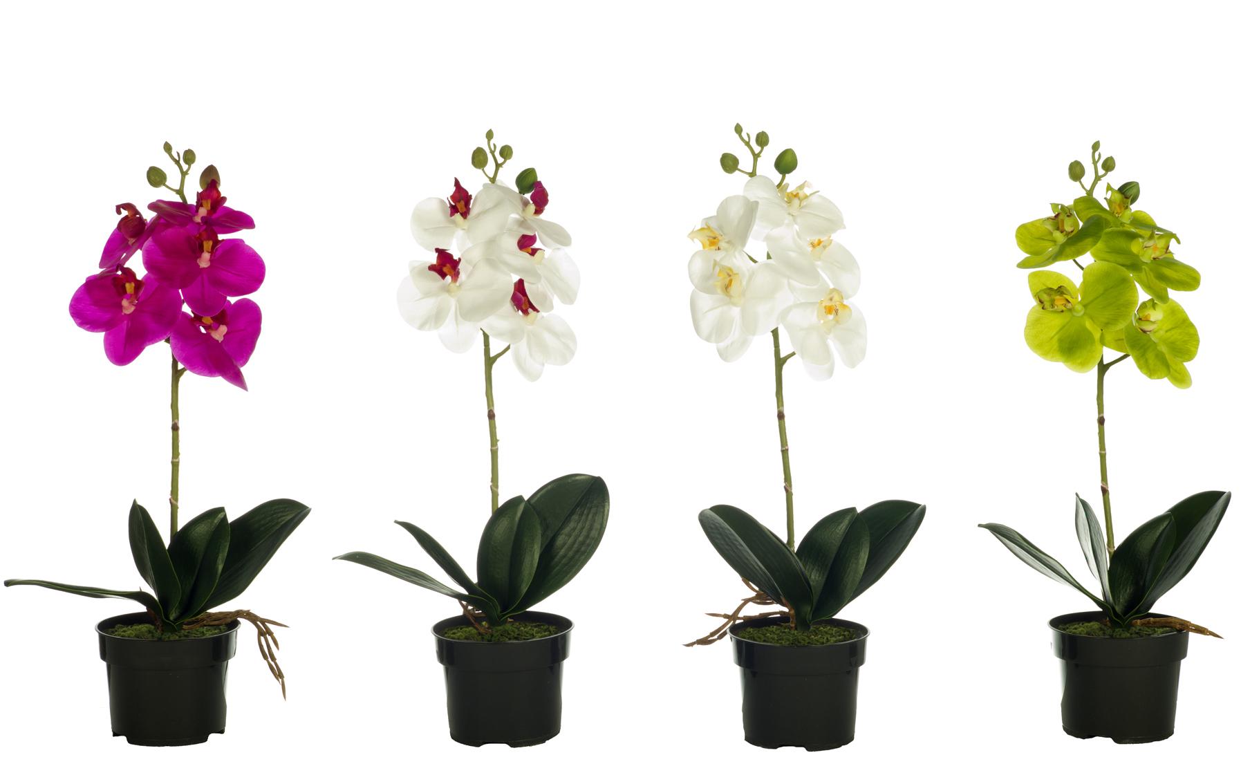 orquidea artificial www.floresymuchomas.com