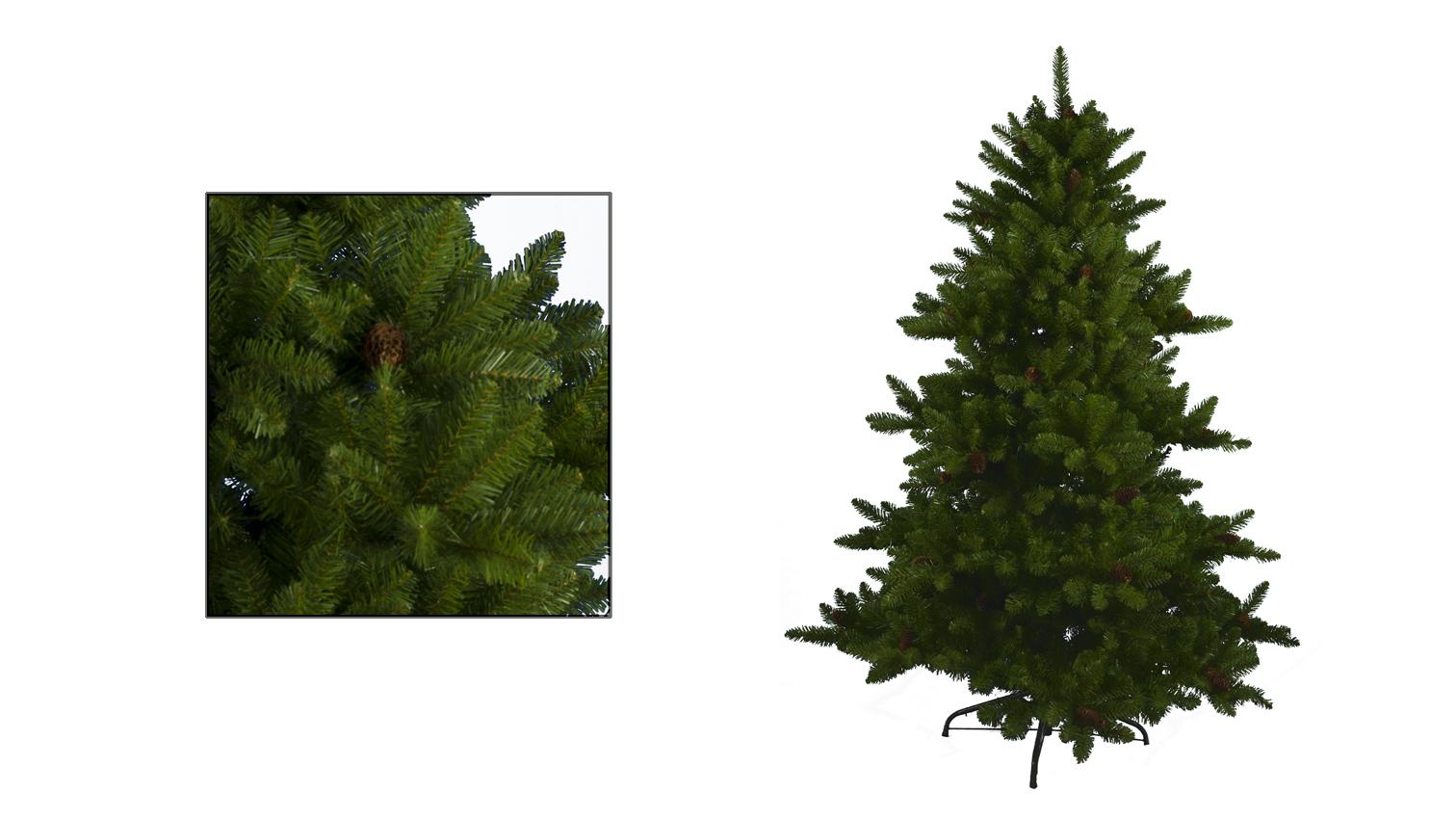 arbol navidad 150cm www.floresymuchomas.com