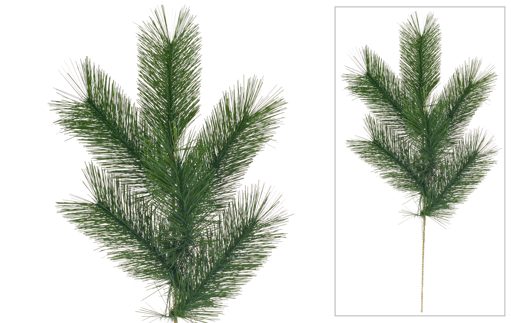 rama de pino navidad www.floresymuchomas.com