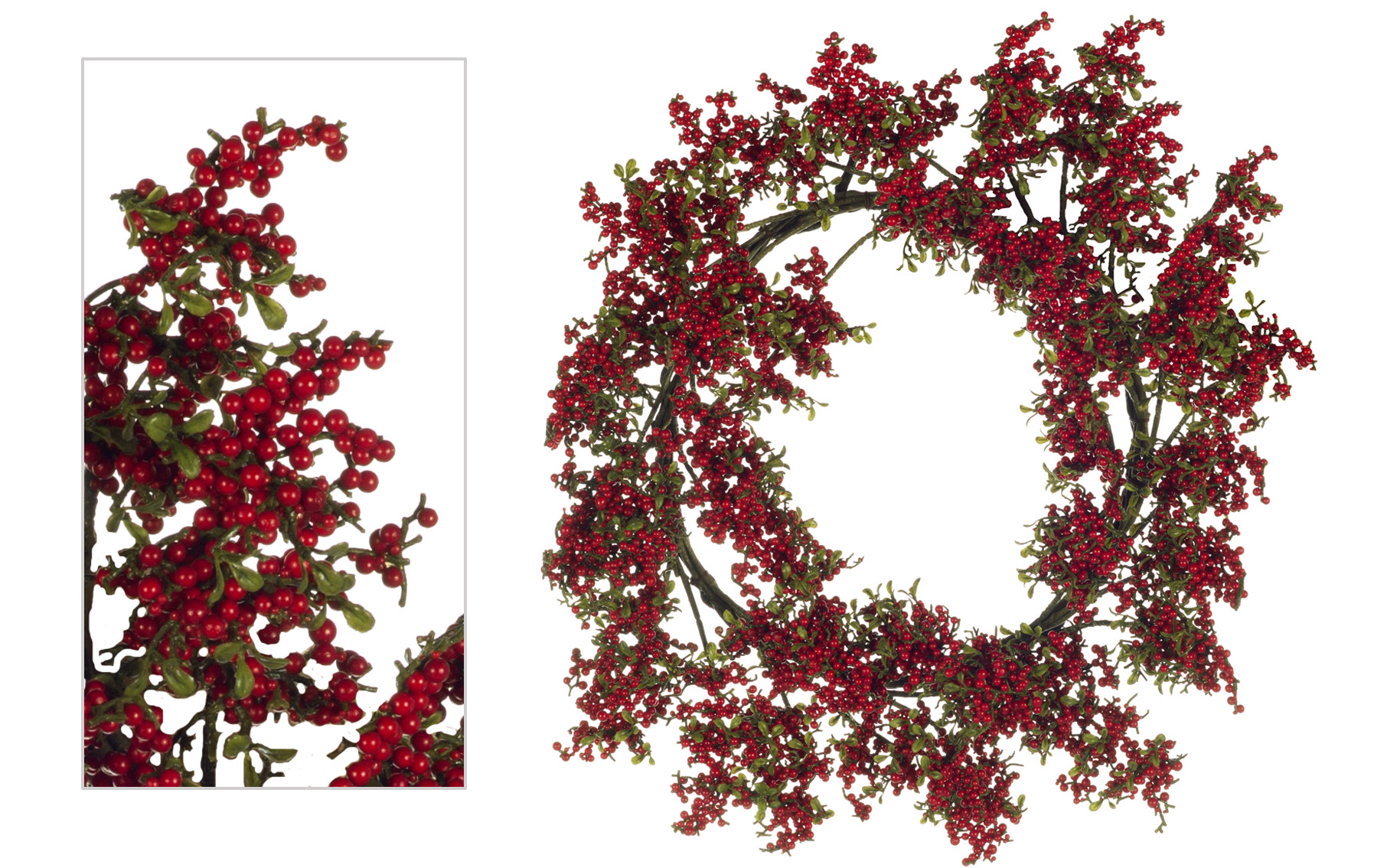 corona miniberrys www.floresymuchoms.com