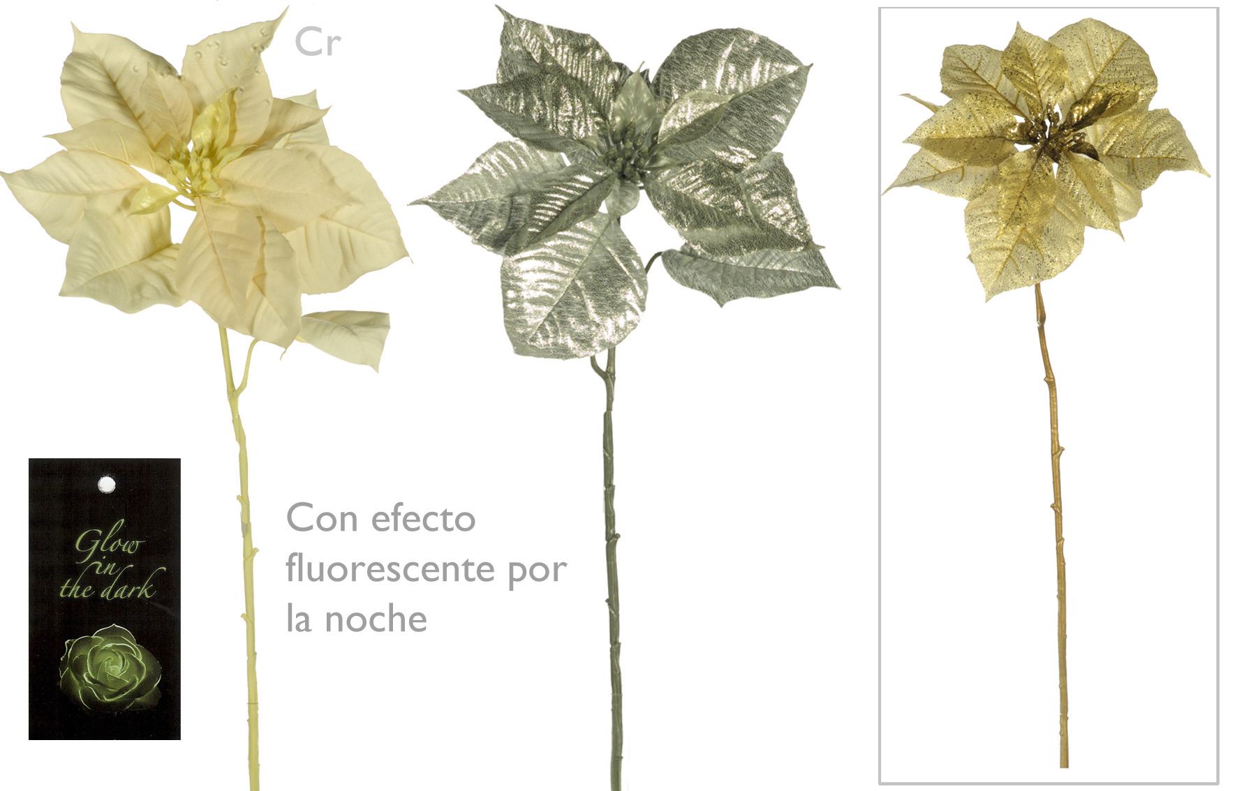 ponsentia fantasia navidad www.floresymuchomas.com