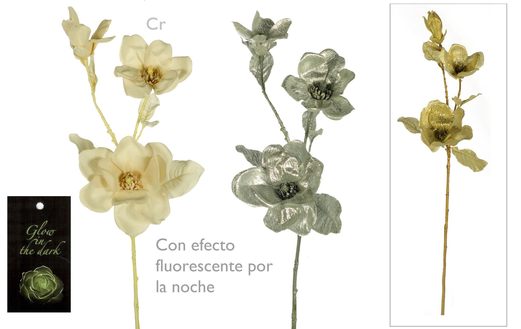 magnolia fantasia Navidad www.floresymuchomas.com
