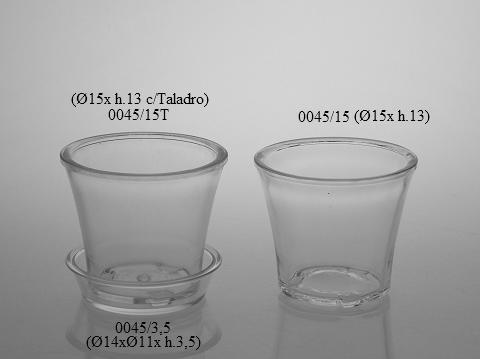 maceta de cristal floresymuchomas.com